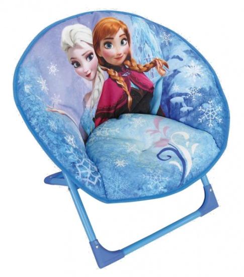 Disney Frozen Stoel meisjes blauw 56 x 53 x 46 cm
