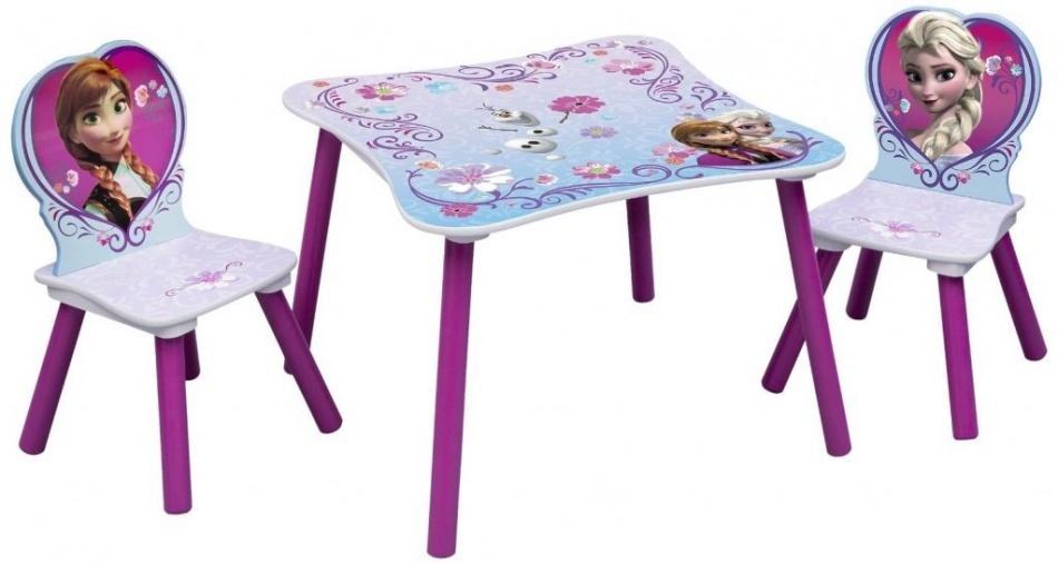 Disney Frozen Tafel en Stoelen Set