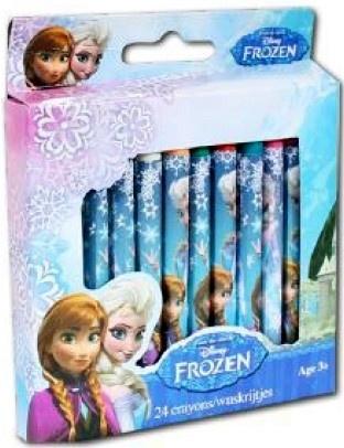 Disney Frozen Waskrijtjes 24 Stuks