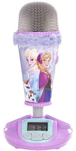 Disney Frozen Wekkerradio en Microfoon