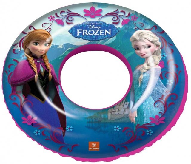 Disney Frozen zwemring 50 cm donkerblauw
