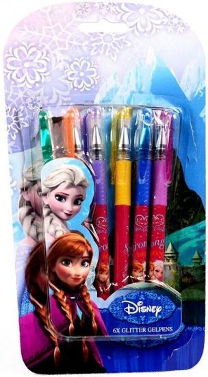 Disney Gelpennen Frozen 6 Stuks