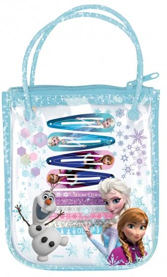 Disney giftbag Frozen 9 delig blauw