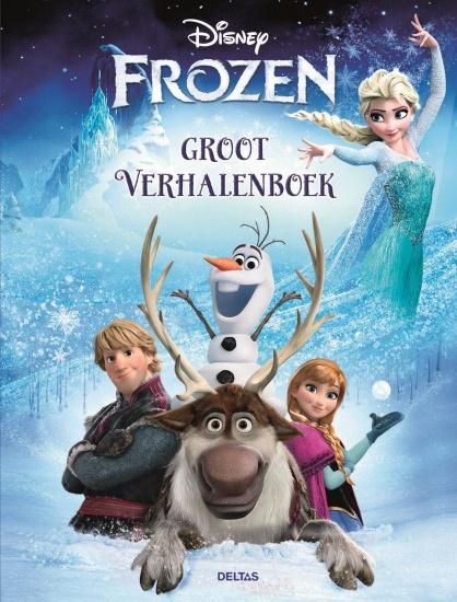 Disney Groot Verhalenboek Frozen