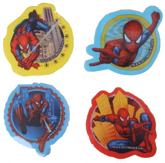 Disney Gummen Spiderman Per 4 Stuks