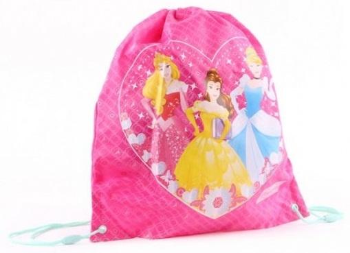 Disney gymtas Princess Fairy Tale Roze 37 x 44 cm