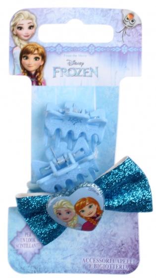 Disney haaraccessoires Frozen 3 delig blauw