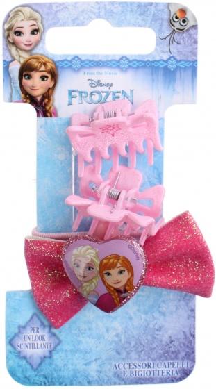 Disney haaraccessoires Frozen 3 delig roze