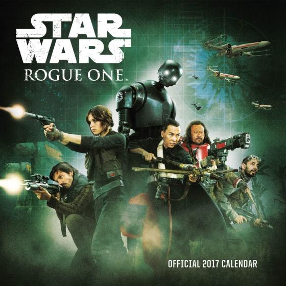 Danilo kalender Star Wars Rogue 2017 30 x 30 cm
