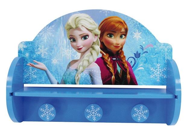 Disney Kapstok Frozen meisjes blauw 45 x 14 x 33 cm