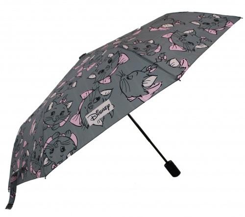 Disney kinderparaplu Aristokatten junior 100 cm polyester grijs
