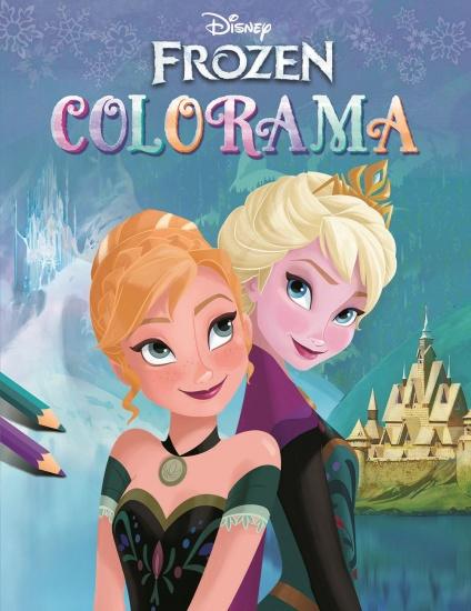 Disney Kleurboek Frozen: Colorama