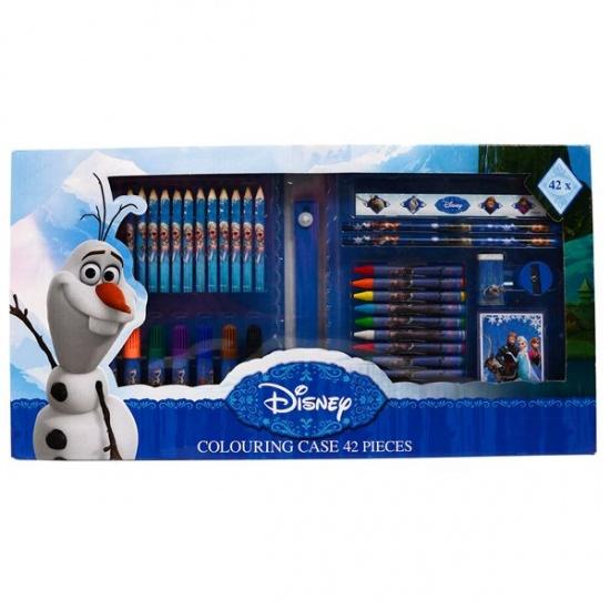 Disney Frozen kleurset 42 delig