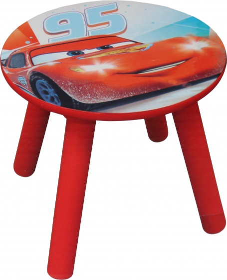 Disney Kruk Cars Rood 26,5 cm