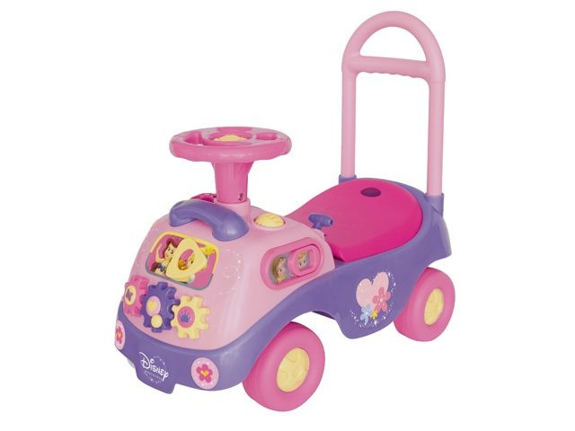 Disney Loopwagen Princess Ride On Roze