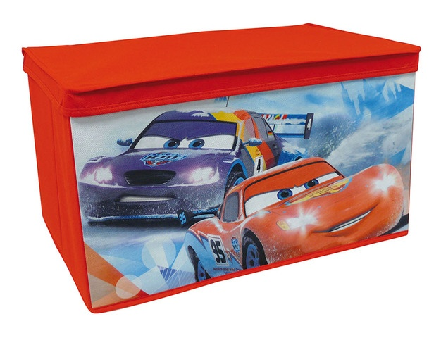 Disney Mand Cars Rood 34 x 34,5 x 55 cm