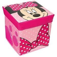 Disney Mand Minnie Mouse roze 30 x 30 x 30 cm