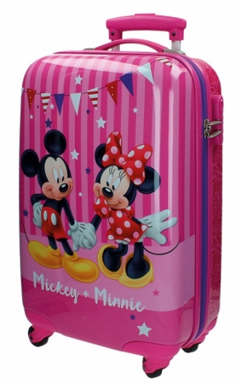 Disney Mickey en Minnie trolley 55 x 35 x 20 cm