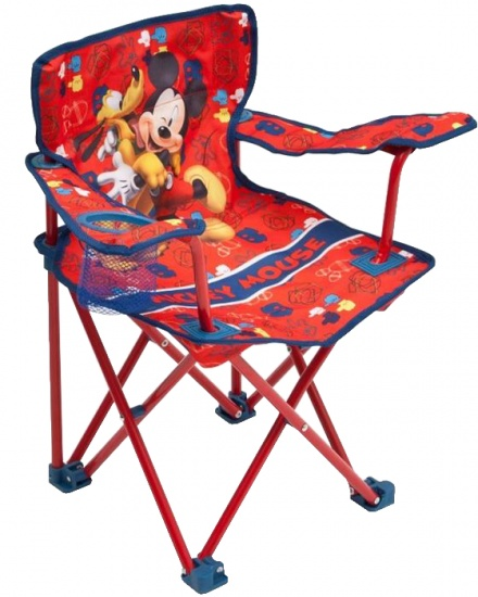 Campingkeuken Alicante : Mickey Mouse Camping Chair