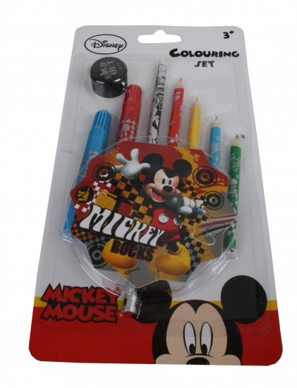 Disney Mickey Mouse Fun Kleurset 10 delig