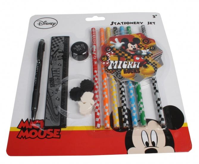 Disney Mickey Mouse Fun Schrijfset