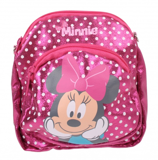 Disney Minnie Mouse beautycase roze 17,5 x 18 x 9,5 cm