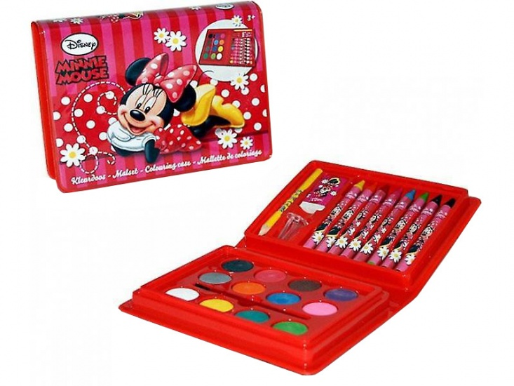 Disney Minnie Mouse kleurset 24 delig