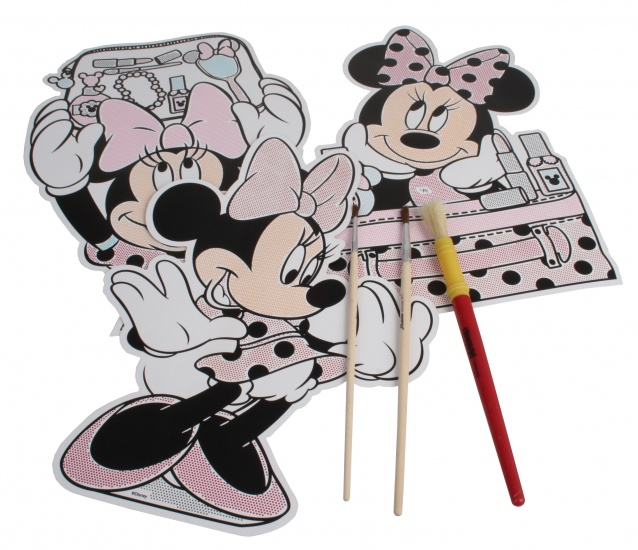 Disney Minnie Mouse Magic Painting Set