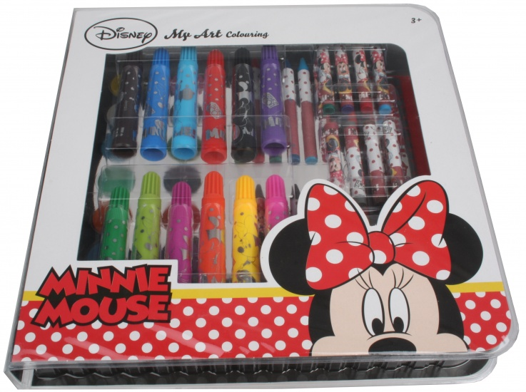 Disney Minnie Mouse My Art kleurset 51 delig