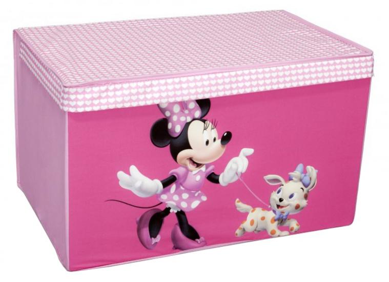 Disney Minnie Mouse Speelgoed Opbergmand