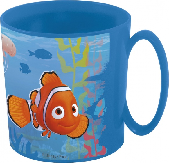 Disney Mok Finding Dory 350 ml blauw
