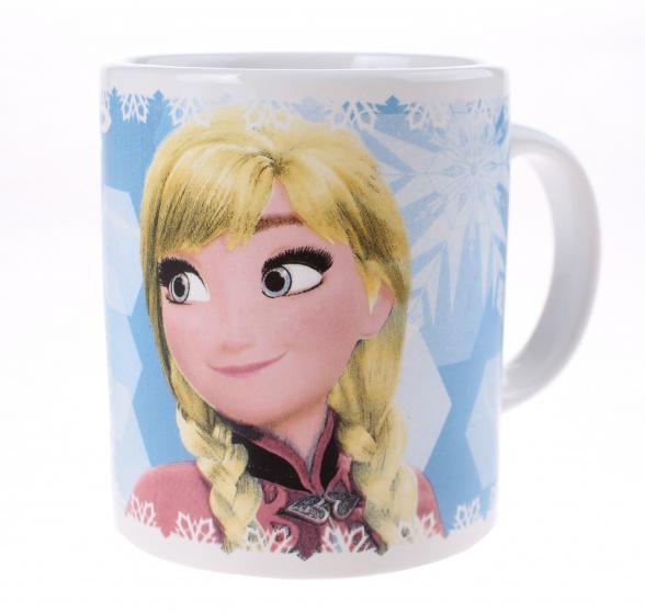Disney mok Frozen Anna 600 ml blauw