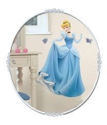 Disney Muursticker Assepoester 102 cm