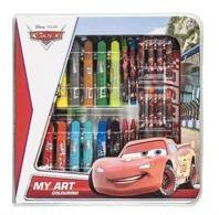 Disney My Art: Cars Kleurset 51 Delig