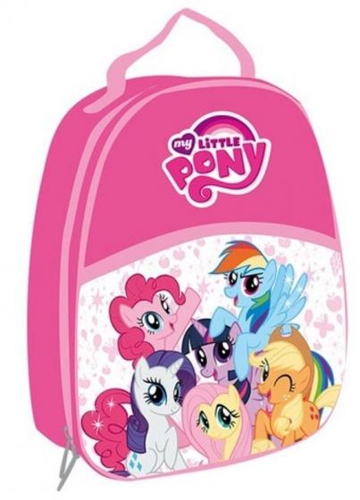 Disney My Little Pony Kinder koelrugzak 3D roze 25 x 21 cm kopen
