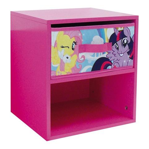 Disney My Little Pony Nachtkast meisjes roze 33 x 30 x 36 cm