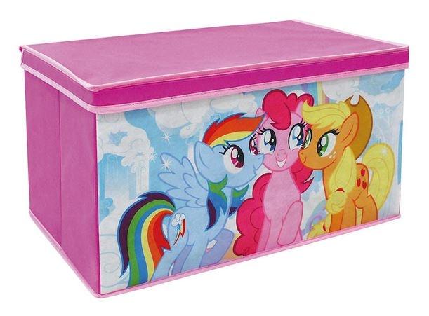 Disney My little Pony opbergbox meisjes roze 56 x 36 x 31 cm