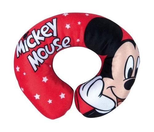 Disney nekkussen Mickey Mouse 26 cm rood kopen