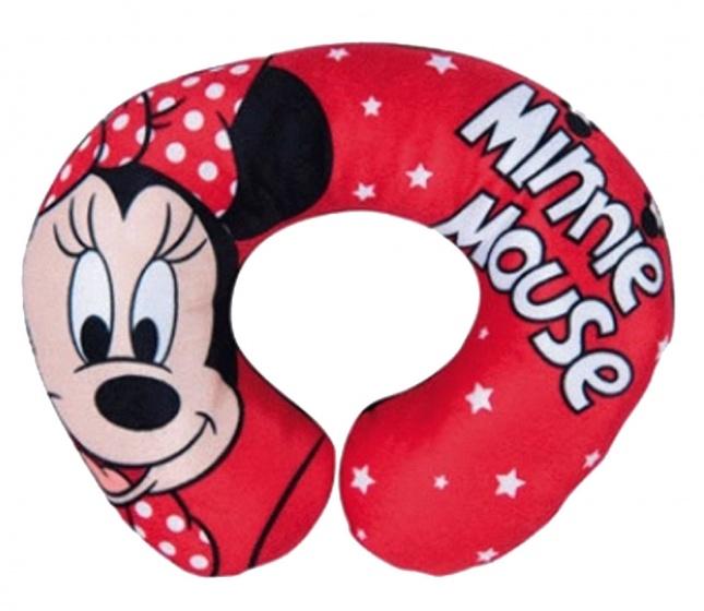 Disney nekkussen Minnie Mouse 26 cm rood kopen