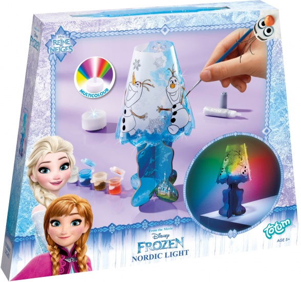 Disney Nordic Light Frozen ToTum