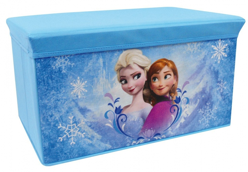 Disney Opbergmand Frozen meisjes blauw 56 x 36 x 34 cm