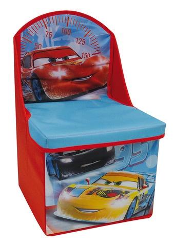 Disney Opbergstoel Cars Rood 28 x 28 x 48 cm