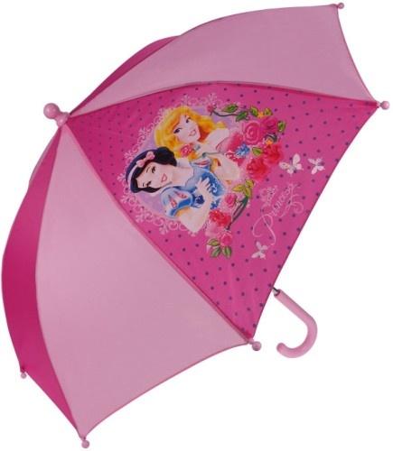 Disney Paraplu Princess zwart 38 cm