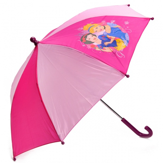 Disney Paraplu Prinses 65 cm paars