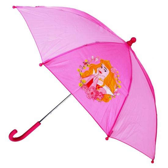 Disney Paraplu Prinses 65 cm roze