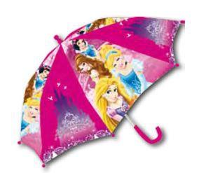 Disney Paraplu Prinses fotoprint 65 cm paars