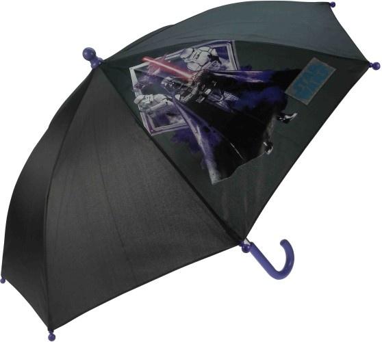Disney Paraplu Star Wars zwart 38 cm