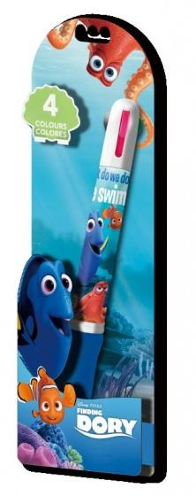 Disney pen Finding Dory jumbo: 4 kleuren