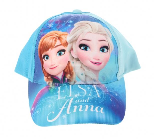 Disney pet Frozen blauw maat 52 54
