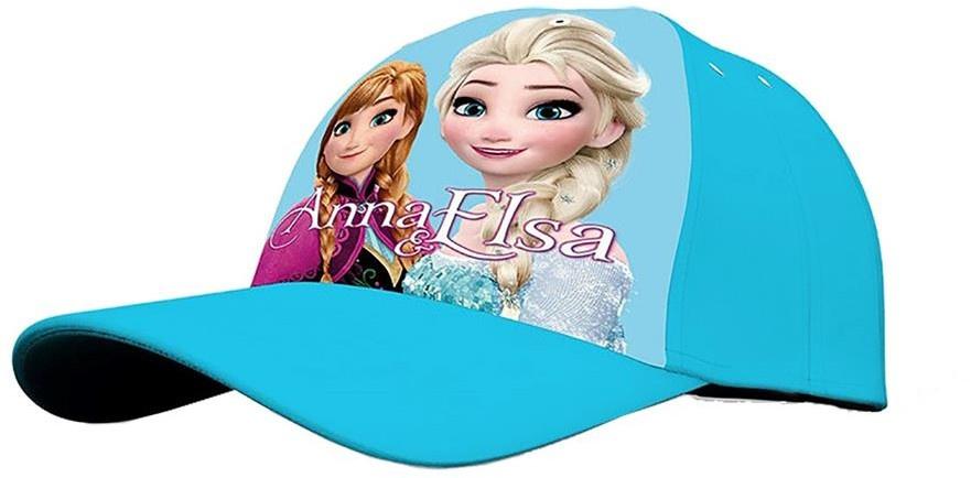 Disney pet Frozen lichtblauw maat 52 54